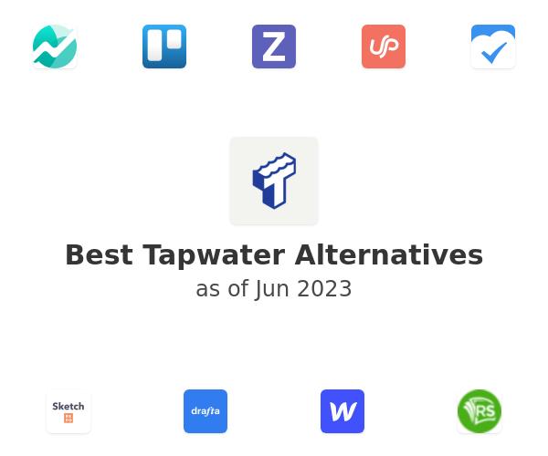 Best Tapwater Alternatives