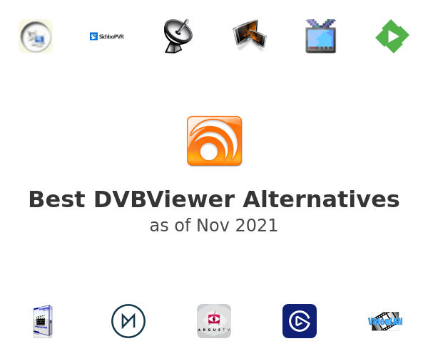 Best DVBViewer Alternatives