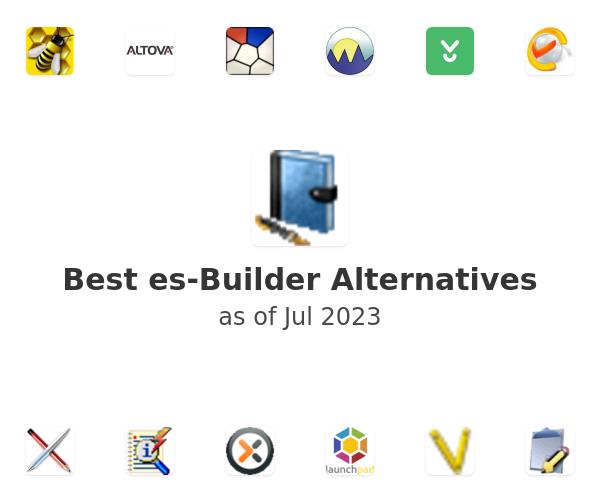 Best es-Builder Alternatives