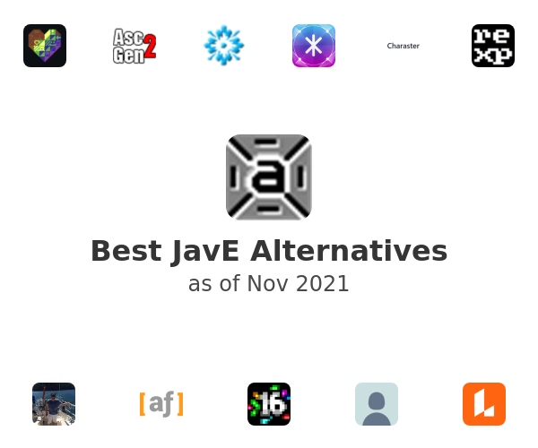 Best JavE Alternatives