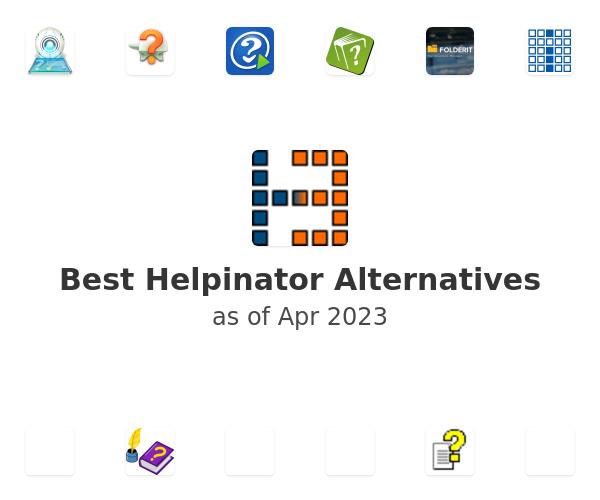 Best Helpinator Alternatives