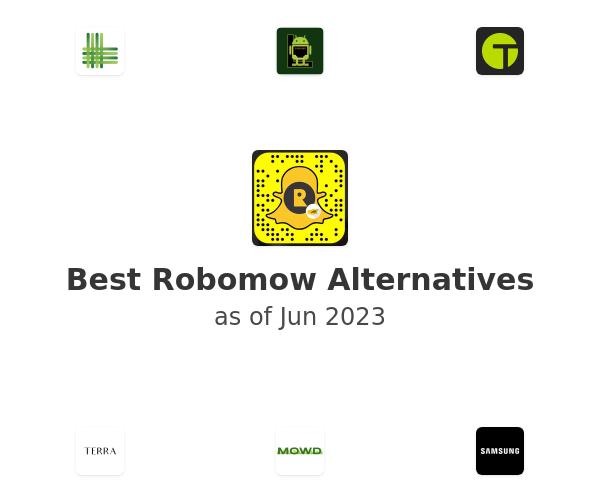 Best Robomow Alternatives