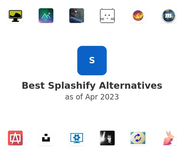 Best Splashify Alternatives