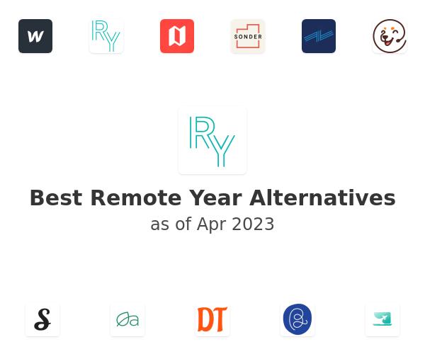 Best Remote Year Alternatives