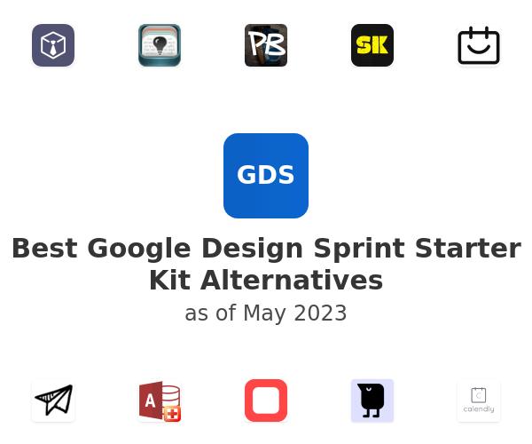 Best Google Design Sprint Starter Kit Alternatives