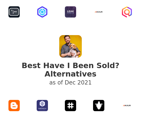 Best Have I Been Sold? Alternatives