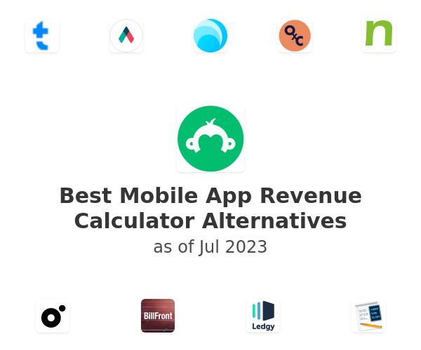Best Mobile App Revenue Calculator Alternatives