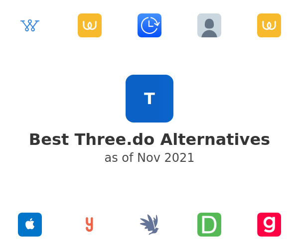 Best Three.do Alternatives