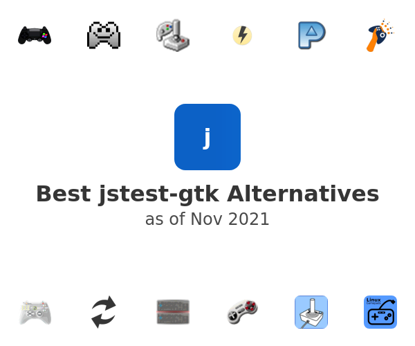 Best jstest-gtk Alternatives