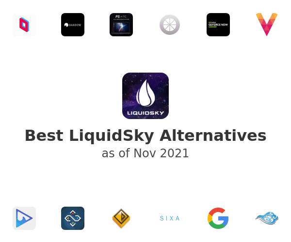 Best LiquidSky Alternatives