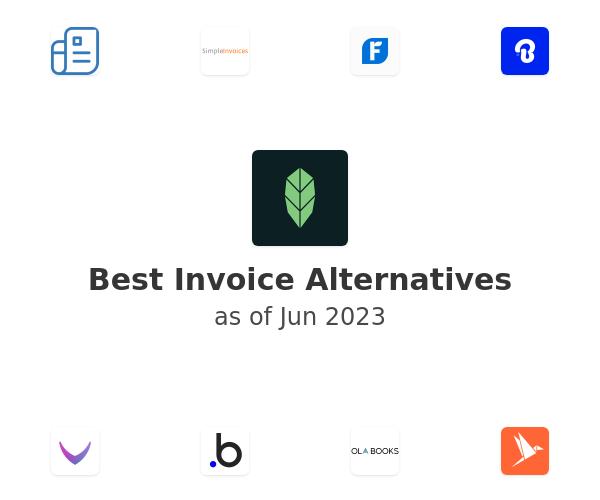 Best Invoice Alternatives