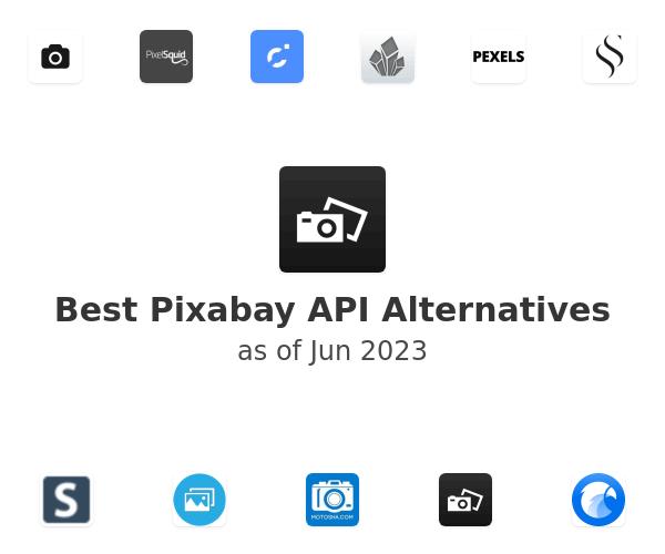 Best Pixabay API Alternatives