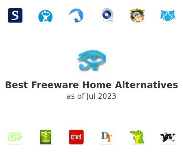 Best Freeware Home Alternatives