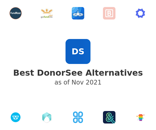 Best DonorSee Alternatives