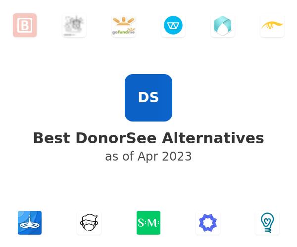 Best DonorSee Alternatives