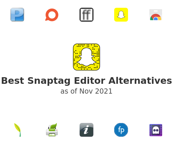 Best Snaptag Editor Alternatives