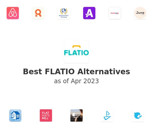 Best FLATIO Alternatives