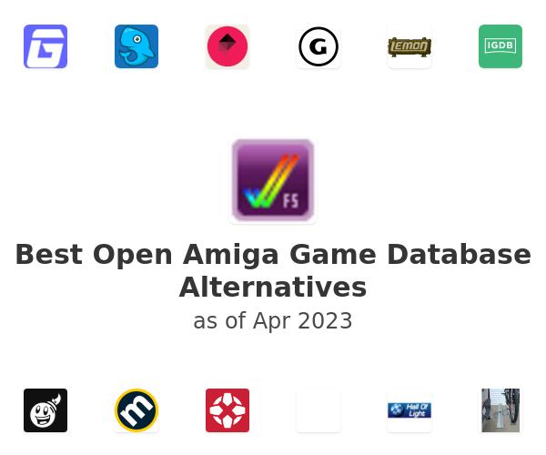 Best Open Amiga Game Database Alternatives