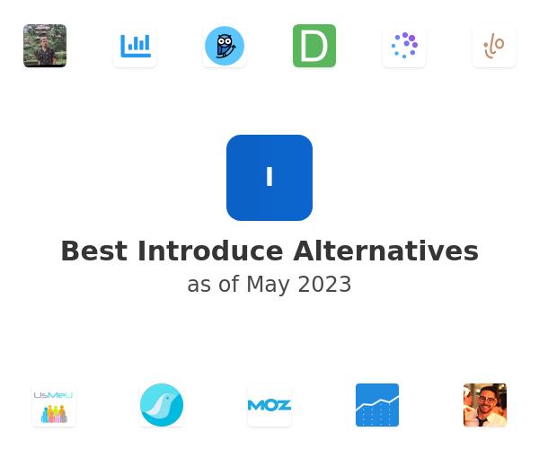 Best Introduce Alternatives