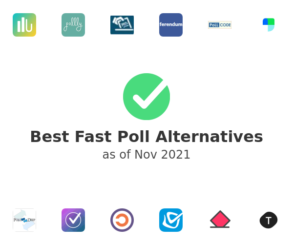 Best Fast Poll Alternatives