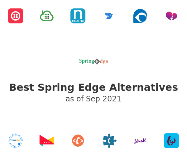 Best Spring Edge Alternatives