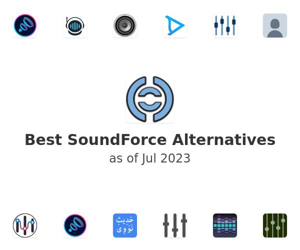 Best SoundForce Alternatives
