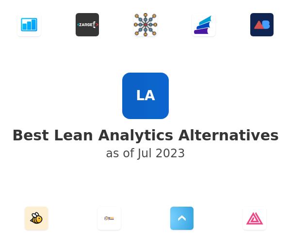 Best Lean Analytics Alternatives
