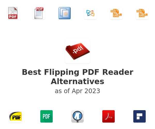 Best Flipping PDF Reader Alternatives