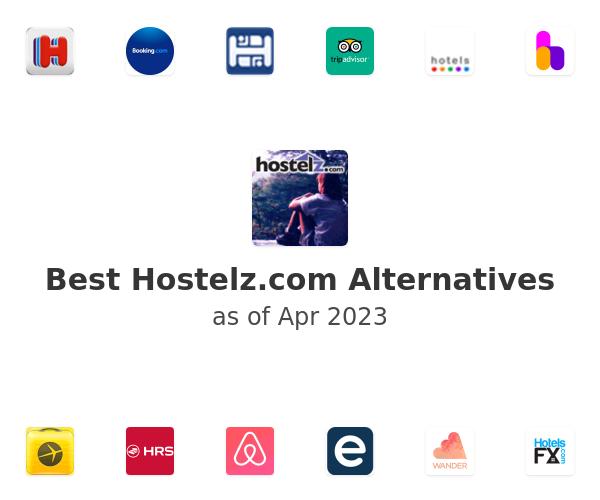 Best Hostelz.com Alternatives