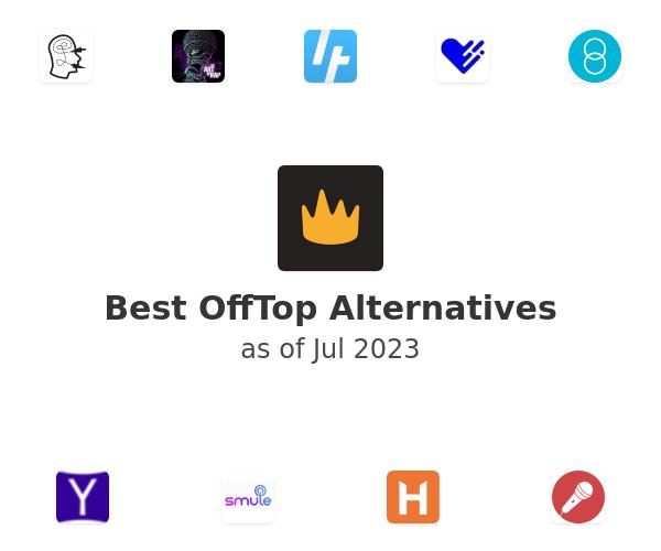 Best OffTop Alternatives