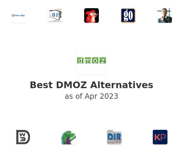 Best DMOZ Alternatives
