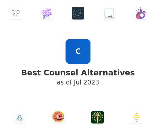 Best Counsel Alternatives