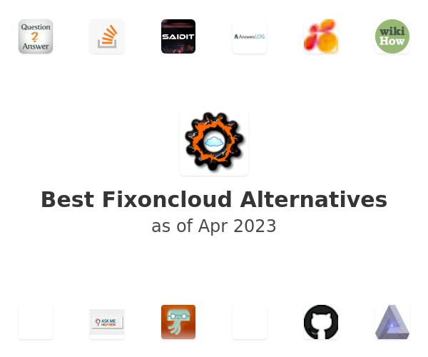 Best Fixoncloud Alternatives