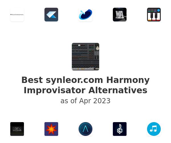 Best Harmony Improvisator Alternatives