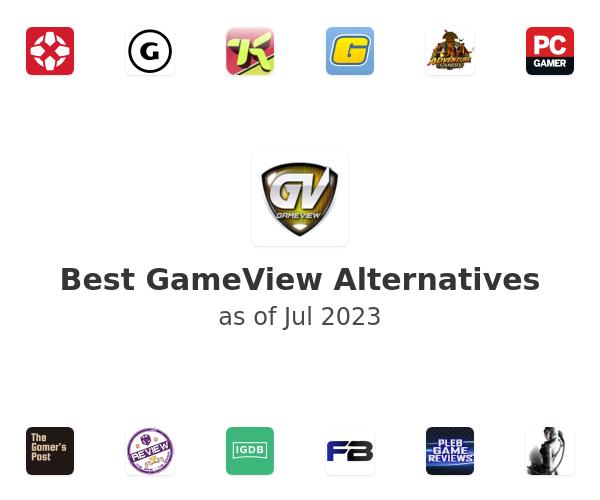 Best GameView Alternatives