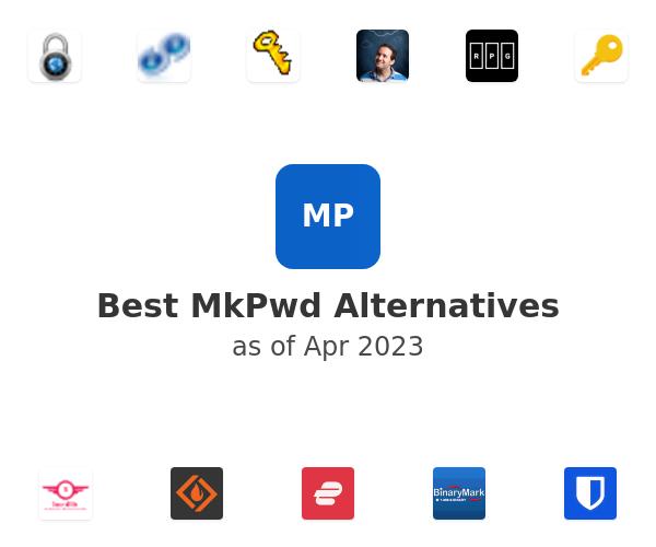 Best MkPwd Alternatives