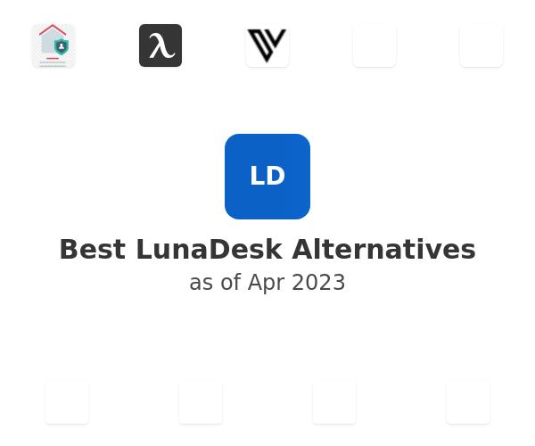Best LunaDesk Alternatives
