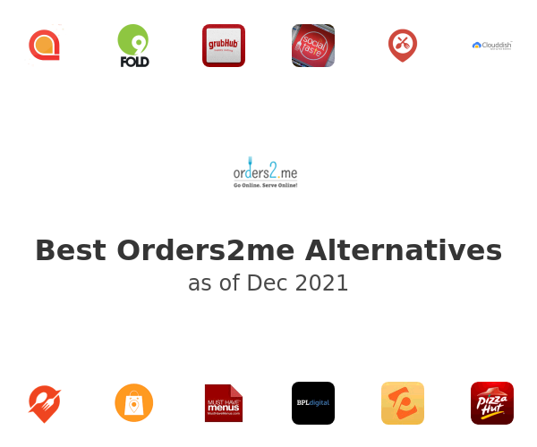 Best Orders2me Alternatives