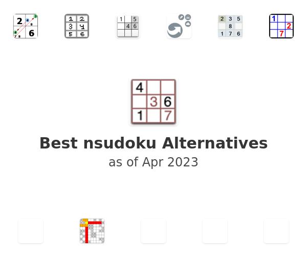 Best nsudoku Alternatives