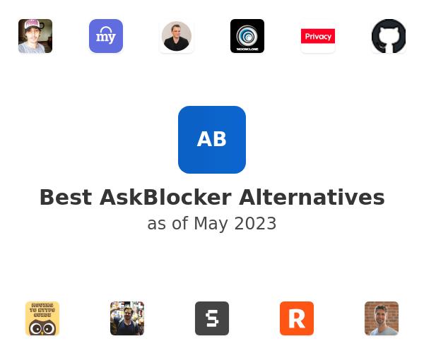 Best AskBlocker Alternatives