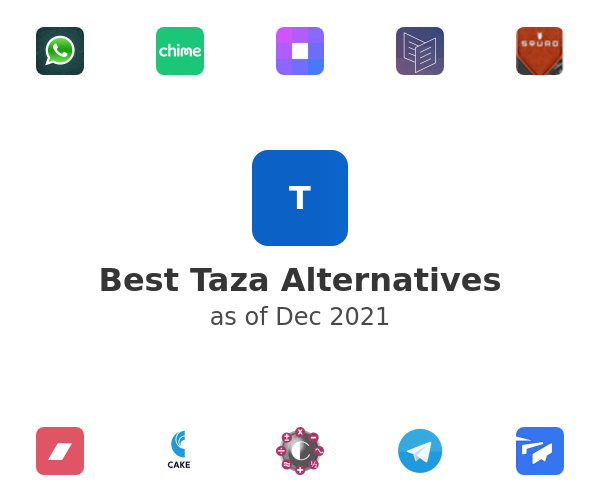 Best Taza Alternatives