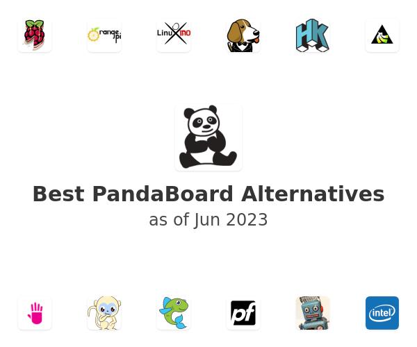 Best PandaBoard Alternatives