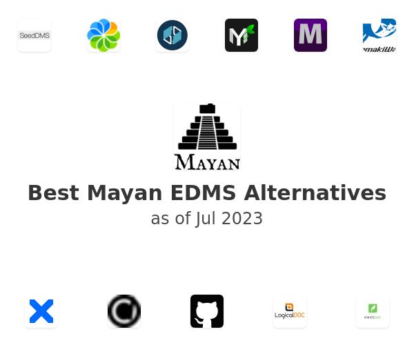 Best Mayan EDMS Alternatives