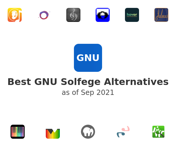 Best GNU Solfege Alternatives