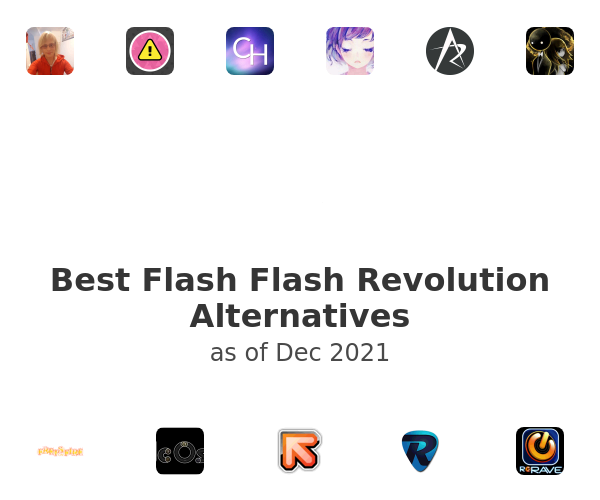 Best Flash Flash Revolution Alternatives