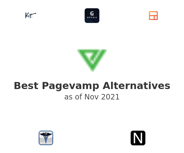 Best Pagevamp Alternatives