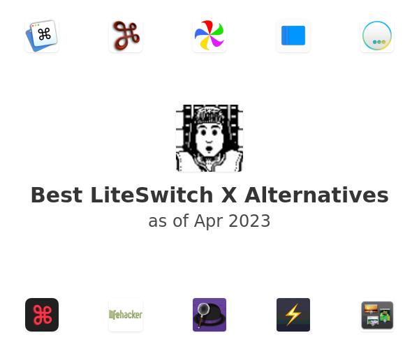Best LiteSwitch X Alternatives