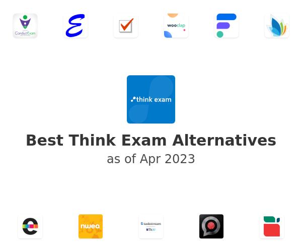 Best Think Exam Alternatives