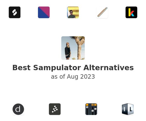 Best Sampulator Alternatives