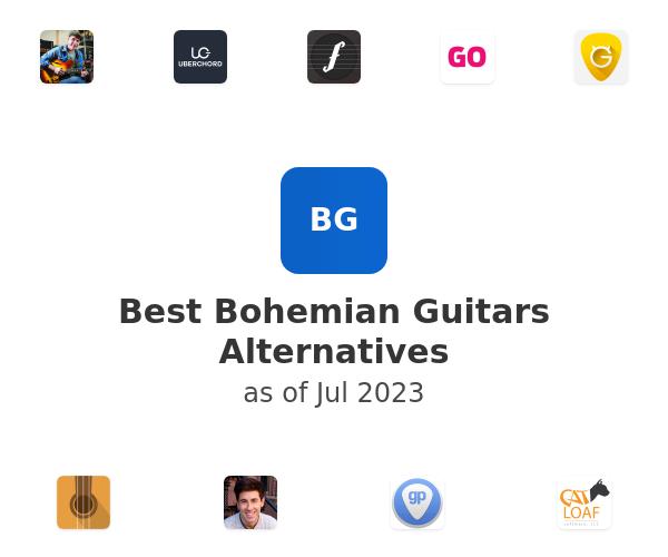 Best Bohemian Guitars Alternatives
